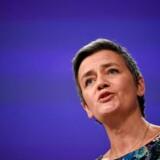 Apple fik i 2016 et gigantisk skattesmæk på næsten 100 milliarder kroner af EUs danske konkurrencekommissær, Margrethe Vestager. Nu tager hun igen fat på Apple.