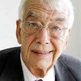 Sonnich Fryland blev velhavende, da han købte aktiemajoriteten i kosttilskudsfabrikken Ferrosan af sin arbejdsgiver Novo Nordisk.
