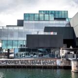 Bygningen Blox mellem Langebro og Det Kongelige Bibliotek i København. To milliarder kroner har fonden Realdania brugt på bygningen Blox i Københavns Havn, der huser blandt andet Dansk Arkitektur Center.
