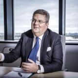 Anders Runevad, administrerende direktør for Vestas.