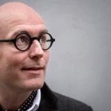 Modejournalist Chris Pedersen.