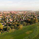 De færreste boligejere er bekymrede for, at renten skulle begynde at stige i den nærmeste fremtid. Arkivfoto: Anne Bæk/Ritzau Scanpix