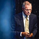Den tidligere formand for Finanstilsynet Henrik Ramlau-Hansen er blandt de ti sigtede i Bagmandspolitiets efterforskning af Danske Banks hvidvasksag.