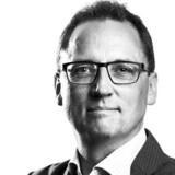 Morten Hesseldahl, adm. direktør hos Gyldendal