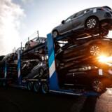 Nye biler forlader Hondas fabrik i den britiske by Swindon. Ved udgangen af 2021 er det syn dog historie, da den japanske bilproducent nu bekræfter, at fabrikken ikke står til at redde.