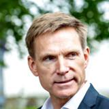 Formand for Dansk Folkeparti, Kristian Thulesen-Dahl.