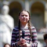 Svenske Greta Thunberg har de seneste måneder rejst Europa rundt for at demonstrere og tale om klimaforandringer. I flere lande er klimaet det vigtigste punkt for vælgerne til det kommende valg til Europa-Parlamentet.