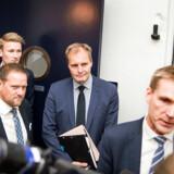 DF-formand Kristian Thulesen Dahl oplever i øjeblikket usædvanlig intern kritik og meningsmålinger, der bliver ved med at være dårlige.