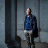 """Forfatter og Deadline-vært Niels Krause-Kjær kommer med en ny roman, """"Mørkeland""""."""