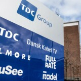 TDC står foran en snarlig opsplitning i to selskaber og bliver samtidig presset af sine konkurrenter på især bredbåndsområdet. Arkivfoto: Mads Claus Rasmussen, Ritzau Scanpix
