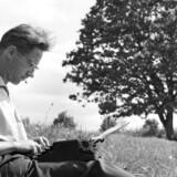 Halfdan Rasmussen, der døde i 2002, skrev primært digte og historier for børn og unge.