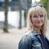 »Jeg synes, at de burde være bedre til at kigge op og betragte facader, huse og tage.« Annette Heick fortæller om sit forhold til København.