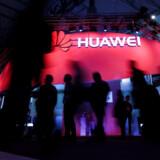 Arkivfoto: Huawei er blevet sat på Donald Trumps sorte liste, fordi den kinesiske telegigant angiveligt udgør en sikkerhedstrussel for USAs nationale sikkerhed.