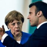 I seks europæiske lande – herunder i Merkels Tyskland og Macrons Frankrig – kan valgresultaterne fra europaparlamenstvalget få stor betydning også indenrigspolitisk.