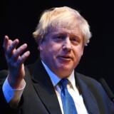 Boris Johnson går efter at blive briternes næste premierminister efter Theresa May.