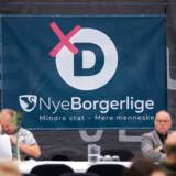 Nye Borgerlige er få uger før valget blevet en kandidat fattigere.