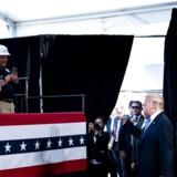 USAs præsident, Donald Trump, har pustet nyt liv i den amerikanske eksportbank. Det kan øge den amerikanske eksport med flere milliarder årligt.