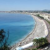 Den fænomenale Promenade des Anglais har rejst sig igen efter et terrorangreb på Bastilledagen i 2016.