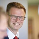 Benny Engelbrecht fra Socialdemokratiet tvivler på, at en lempelse af topskatten skaber vækst.
