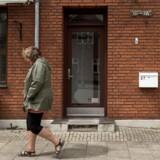 Rødbyhavn en torsdag i maj. Byens befolkning er over en årrække blevet reduceret med en fjerdedel.