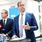 Når Lars Sandahl Sørensen (til venstre i billedet) tiltræder som ny direktør i Dansk Industri, kommer både han og DI-formand Lars-Peter Søbye på overarbejde for at styrke erhvervslivets gennemslagskraft.