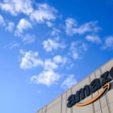 Amazons software til ansigtsgenkendelse, Rekognition, er omstridt, også blandt investorerne i internetgiganten, der dog ikke fik held til at standse salget af den. Arkivfoto: Johannes Eisele, AFP/Ritzau Scanpix