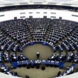 Europa-Parlamentet i Strasbourg. Hvis man vil have en god grund til at stemme til europaparlamentsvalget i dag, skal man blot se på, hvordan det er gået Storbritannien siden Brexit-afstemningen i 2016.