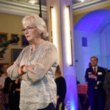 Pia Kjærsgaard på ep valgaften 2019. epvalg2019bm Pia Kjærsgaard, valgaften, ep, valg, dansk folkeparti