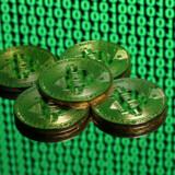 Bitcoin fortsætter turen opad og er nu steget næsten 70 pct. på en måned. Foto: Reuters/Dado Ruvic/Ritzau Scanpix