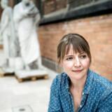 »Vi kan ikke stemme for en kulturpolitik, for debatten er fuldstændig fraværende i valgkampen,« siger museumsinspektør Merete Sanderhoff, der har skrevet bogen »Et spørgsmål om kultur – kulturpolitikken til debat«.