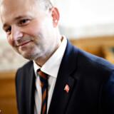 Ifølge den seneste måling fra Kantar Gallup har Søren Pape Poulsen og de Konservative god grund til at glæde sig. Foto: Philip Davali/Ritzau Scanpix