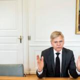 Karsten Dybvad, Danske Banks nye formand, varsler i opsigtsvækkende interview et fuldtonet opgør med bankens tidligere ledelse.