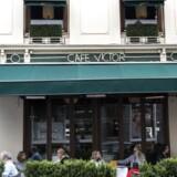 Café Victor på Ny Østergade var den første café, som Torben Olsen investerede i.
