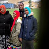 Familien Abdisalan Hussein fra Nyborg fik endeligt afslag på en forlængelse af deres opholdstilladelse i oktober 2018. Men familien mener ikke, det er sikkert for dem at rejse hjem. Faren har fortalt, at han risikerer at blive dræbt af Al-Shabaab, og pigerne frygter omskæring. Nu har børnene søgt individuelt om asyl.