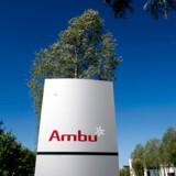 Ambu sagde uventet farvel til sin topchef igennem 11 år. (Foto: Liselotte Sabroe/Ritzau Scanpix)