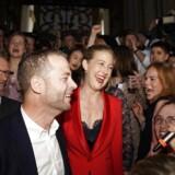 Morten Østergaard, Sofie Carsten Nielsen og de Radikale havde en fest over valgets udfald.