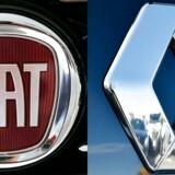 Fiat Chrysler dropper fusion med franske Renault.