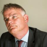 Portræt af Dansk Folkepartis Christian Langballe.