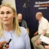 Laura Lindahl var sølle ti stemmer fra at blive genvalgt til Folketinget.
