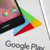 Google er bekymret for, at Huawei skal lave sin egen udgave af Android, for det kan bringe sikkerheden i fare. Arkivfoto: Dado Ruvic, Reuters/Ritzau Scanpix