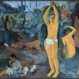 Mod slutningen af sit liv malede Paul Gauguin et af sine største og mest berømte billeder, som han gav titlen »Hvor kommer vi fra? Hvad er vi? Hvor er vi på vej hen«. Selv kom Gauguin fra Paris som barnebarn af en feministisk pioner og rejste via København og Arles til Fransk Polynesien, hvor han gik til grunde af syfilis og mangelsygdomme, næsten blev blind og døde i en primitiv hytte på øgruppen Marquesas.