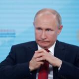 Putins plan om en økonomisk hestesko russerne er ifølge flere økonomer urealistisk.