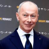 Thierry Bolloré, der har afløst Carlos Ghosn som koncernchef for franske Renault, har haft rigeligt brug for sin evne til at bevare roen i krisesituationer, siden Ghosn blev anholdt i Japan og siden afsat som chef for både Renault og alliancepartnere Nissan. Her ses Bolloré ved fremlæggelsen af 2018-regnskabet i februar 2019, få uger efter at han formelt blev udpeget til topchef.