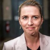 Mette Frederiksen (S).