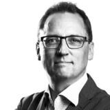 Morten Hesseldahl, adm. direktør i Gyldendal.