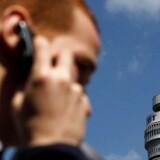 Indbyggerne i London får fra august flere 5G-net at vælge imellem, når »3«s britiske søsterselskab åbner for kunder. Arkivfoto: Stefan Wermuth, Reuters/Ritzau Scanpix