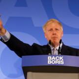 En betingelsen for forhandlinger om et fremtidigt forhold med EU er, at Storbritannien lever op til de finansielle forpligtelser, som landet har indgået som medlemsland, skriver EU-Kommissionen i statusrapport. Henry Nicholls/Reuters
