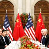 USAs og Kinas præsidenter, Donald Trump og Xi Jinping, benyttede en middag efter G20-mødet i Argentina i december til at diskutere handelsrelationer. USAs handlinger er gået ud over økonomiske interesser i begge lande og i resten af verden, siger den nytiltrådte kinesiske ambassadør i Danmark, Feng Tie.