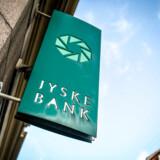 Jyske Bank i Store Kongensgade i København, mandag den 11. februar 2019.