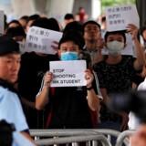 Indbyggerne i Hongkong protesterer mod et lovforslag, der kan gøre, at mistænkte kan blive sendt til retsforfølgelse i Kina.